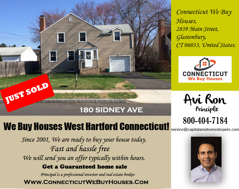 Just Sold a Property Located in 180 Sidney Ave