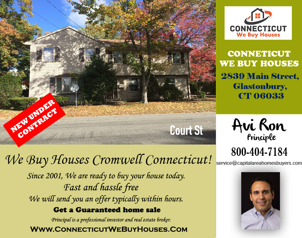 We-Buy-Houses-Cromwell-Connecticut